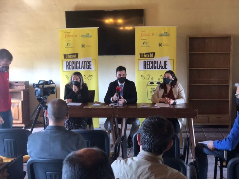 """Novelda participará en """"El Reto del Reciclaje"""""""