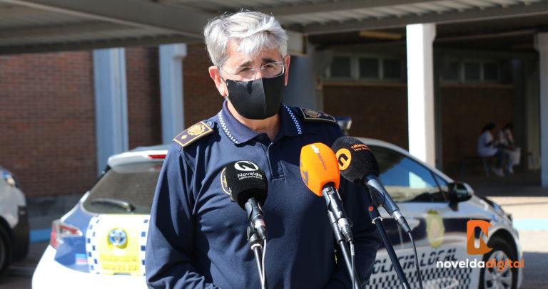 La Policía Local interviene el vehículo de un conductor que circulaba bajo los efectos de sustancias estupefacientes y alcohol