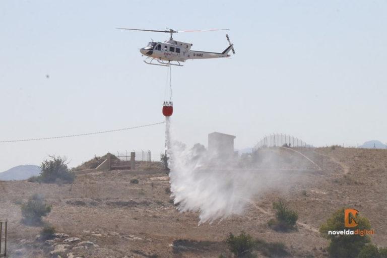 El Centro de Coordinación de Emergencias decreta el Nivel 3 de preemergencia ante el riesgo extremo de incendios forestales