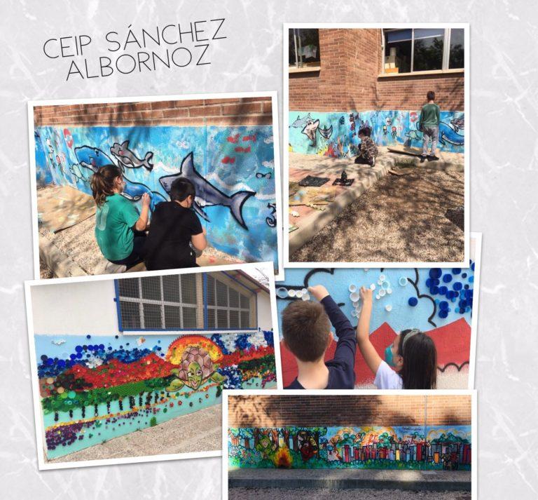 El CEIP Sánchez Albornoz sensibilizado con el medio ambiente