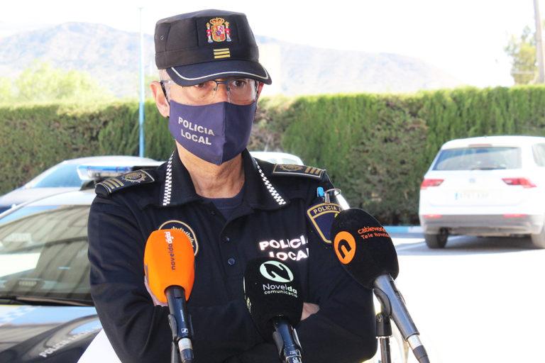 """Policía Local detiene a un individuo considerado """"muy peligroso"""""""