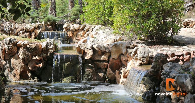 Vuelve el agua a todas las cascadas del Parque del Oeste
