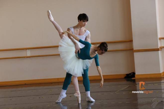 Vuelven las Master Class al Conservatorio de Danza