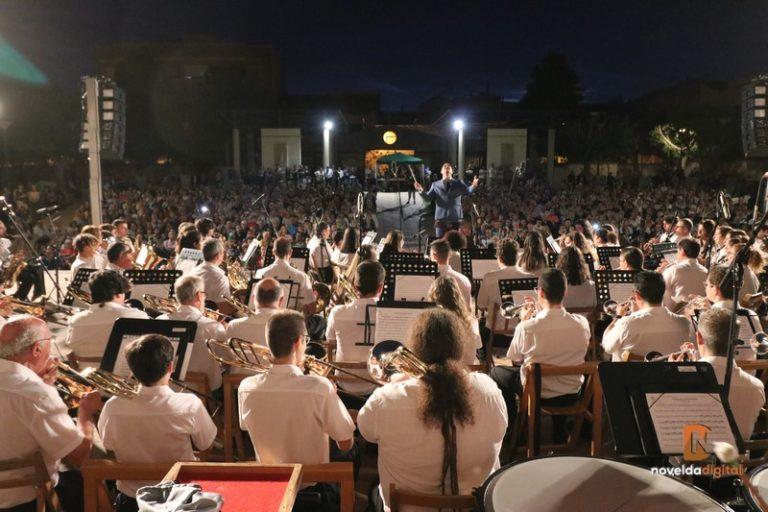 Diputación de Alicante concede ayudas a las agrupaciones musicales noveldenses con la campaña «Música als pobles»
