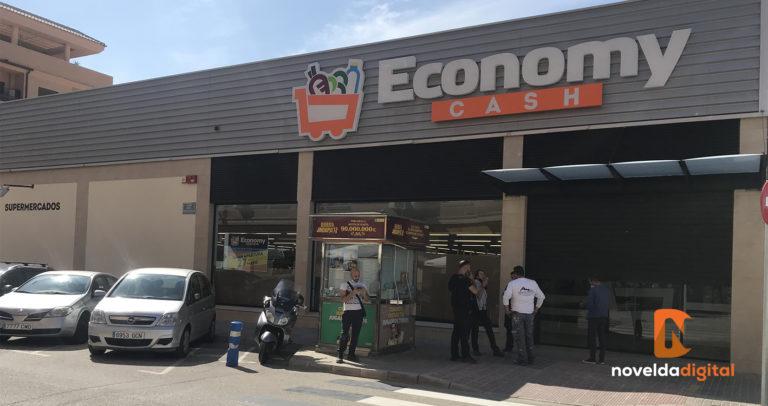 Economy Cash inaugura un nuevo supermercado en Novelda