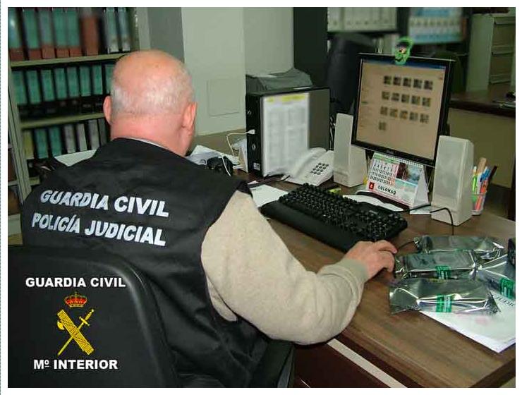 La Policía Nacional y Guardia Civil han esclarecido 210 infracciones penales al día entre enero y marzo en la C. Valenciana, la mayoría hurtos o estafas bancarias