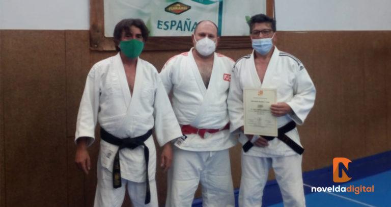La Escuela de Judo de Novelda a la espera de reanudar su actividad deportiva