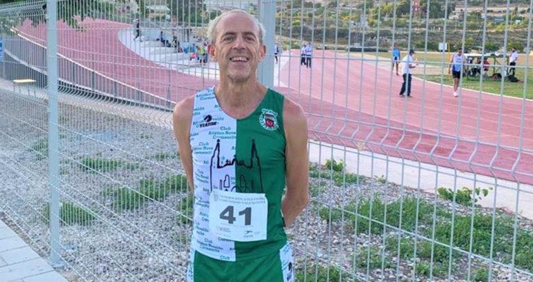 Manuel Serrano logra clasificarse en dos Campeonatos de España