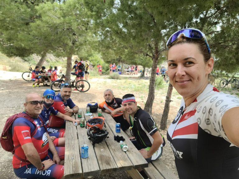 El Unión Ciclista Novelda celebra la prueba de orientación