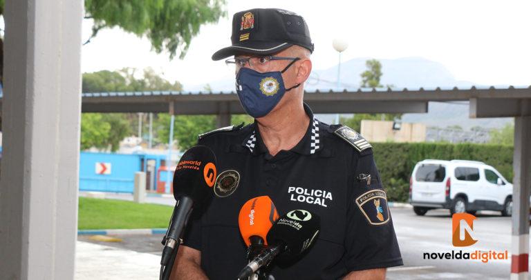 La Policía Local actúa en 5 accidentes de tráfico y detecta 4 positivos en alcoholemia durante este fin de semana
