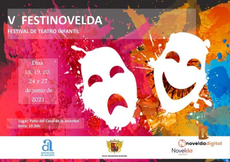 Presentado el programa de la 5ª Edición de Festinovelda de teatro infantil