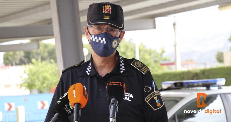 Resumen de actuaciones policiales durante el fin de semana