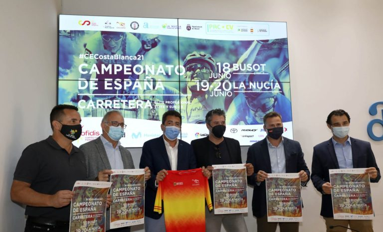 El Campeonato de España de Ciclismo en Carretera recala este fin de semana en la provincia de la mano de la Diputación