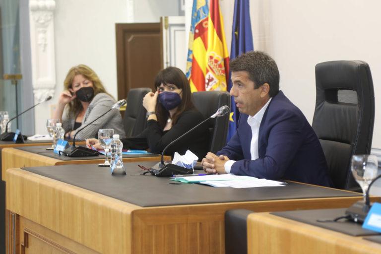 Diputación de Alicante ayudará a Novelda a través de subvención nominativa vinculada a la DANA