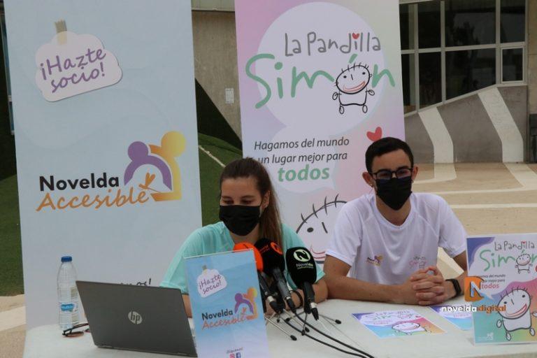 Llega a Novelda la «Pandilla Simón»