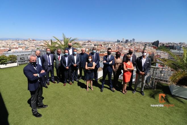 El Puerto del Sol organiza un importante encuentro empresarial en Madrid