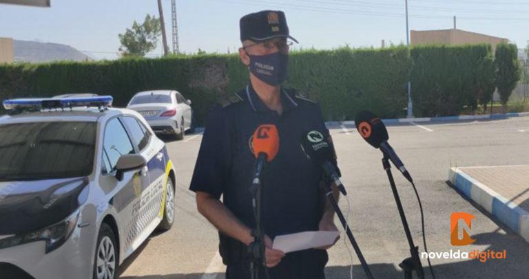 La Policía Local interpone más de 40 infracciones a la ordenanza de convivencia ciudadana durante el pasado fin de semana