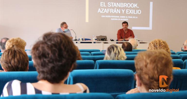 El Stanbrook. Azafrán y exilio. Una visión personal sobre el final de la Guerra Civil en Alicante