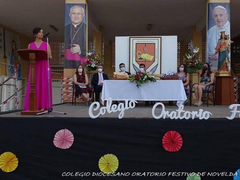 El Oratorio Festivo termina el curso con la celebración de las graduaciones