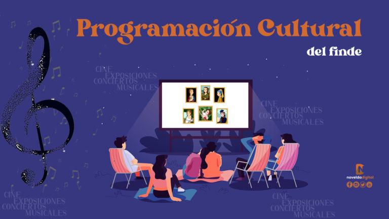 Consulta la programación cultural de agosto en Novelda