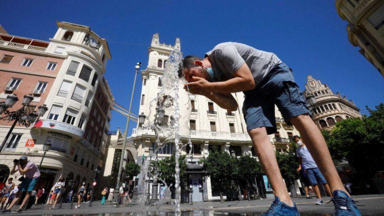 Sanidad Valenciana acaba de activar una alerta por ola de calor en la provincia de Alicante