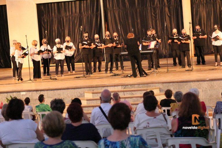 La música coral vuelve en directo a Novelda