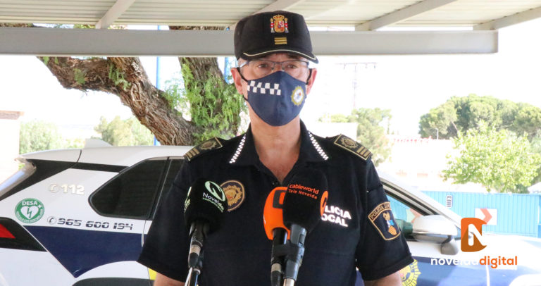 Resumen de las actuaciones de la Policía Local durante el pasado fin de semana