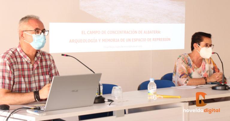 Conferencia El Campo de Concentración de Albatera. Arqueología y memoria de un espacio de represión