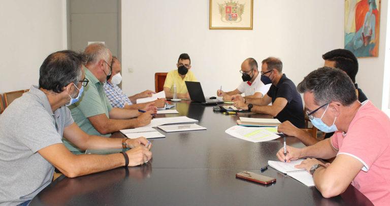 Conselleria valida el proyecto inicial del Plan General Estructural de Novelda