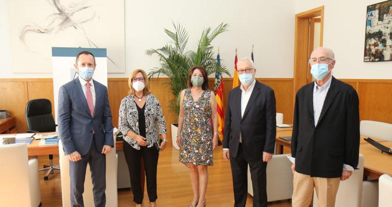 La Universidad de Alicante y Fundación Caja Mediterráneo lanzarán una línea de publicaciones conjunta