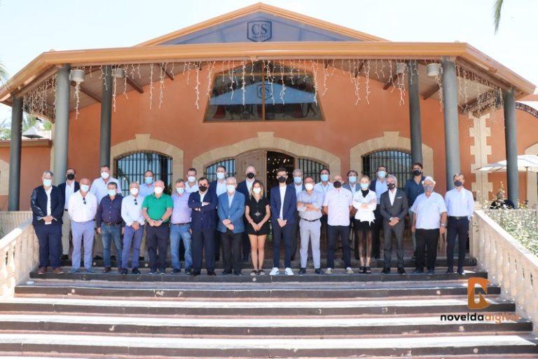 El «Puerto del Sol» se reúne con empresarios e inversores
