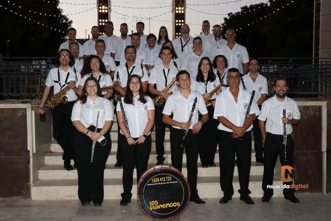 «Los Flamencos» emocionaron al púbico con la música festera