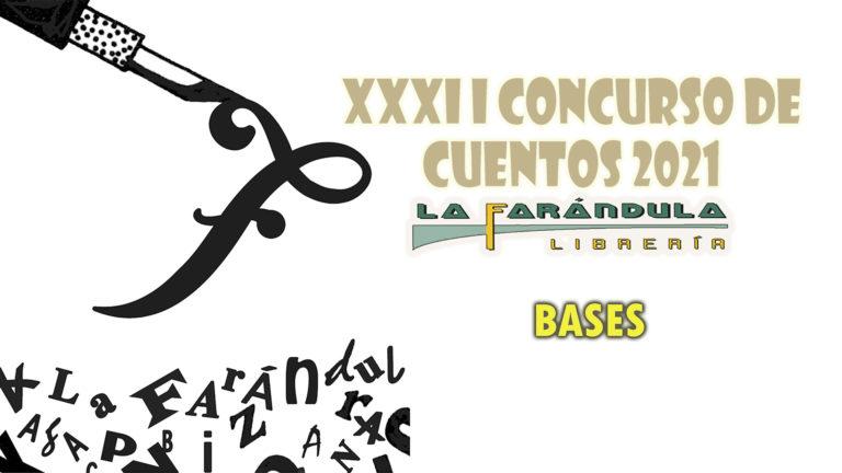 La Farandula convoca la XXXII edición del concurso de Cuentos 2021