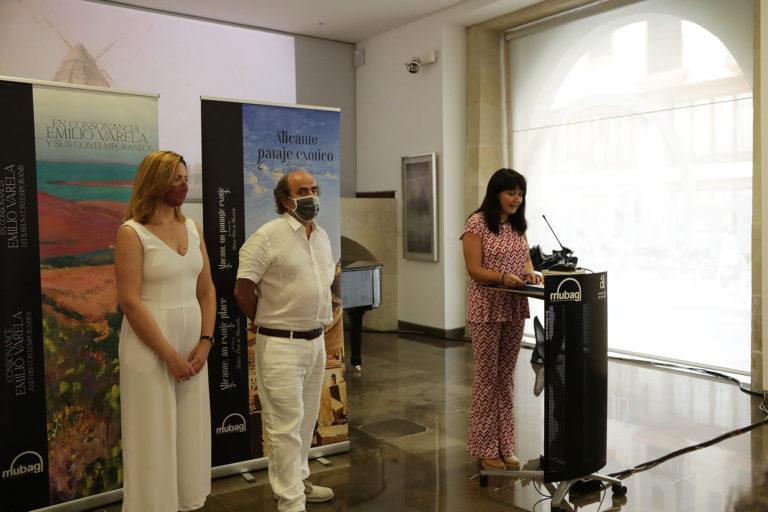 El Mubag estrena agosto con exposiciones de Didier Petit de Meurville y de Emilio Varela y sus contemporáneos