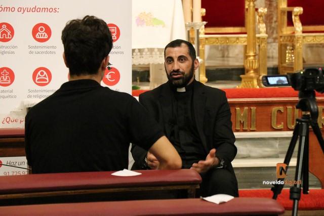Entrevista al padre iraquí Naim Shoshandy