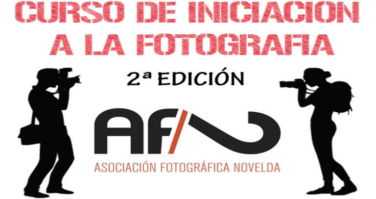 La Asociación Fotográfica Novelda convoca dos cursos gratuitos de iniciación a la fotografía
