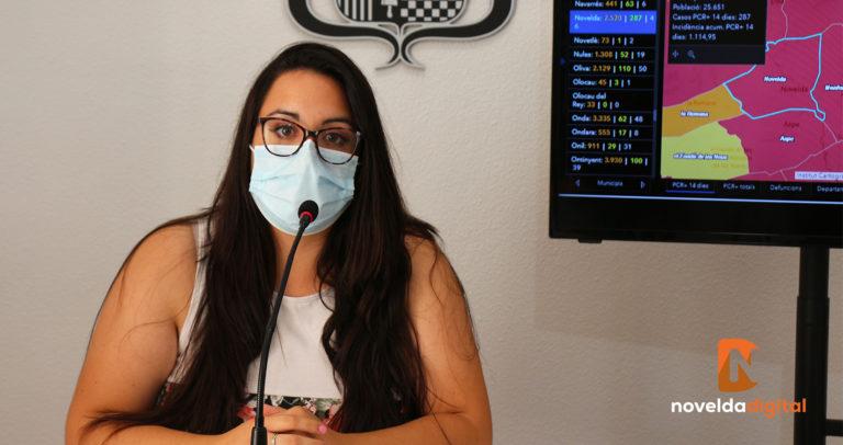 El lunes 16 comienza en Novelda el proceso de repesca de las personas que no quisieron vacunarse
