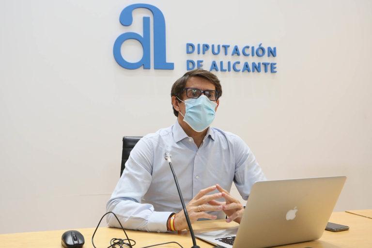 Un total de 138 ayuntamientos esquivan la subida de las tarifas eléctricas gracias al contrato marco con la Diputación de Alicante