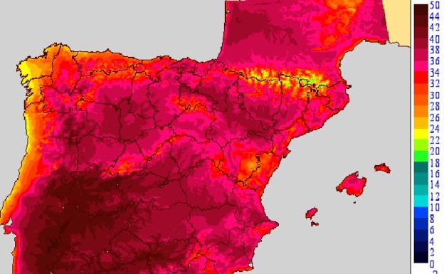 Sanidad activa la alerta sanitaria por calor en 169 municipios (entre los que se encuentra Novelda) y pide prestar atención a los síntomas del agotamiento y de los golpes de calor