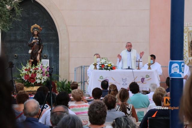 San Roque celebra la fiesta de su patrón