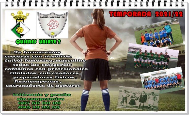 Comienza la campaña de abonos del Novelda Club de Fútbol 2021/2022