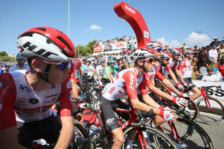 La Vuelta Ciclista a España llega este fin de semana a la provincia con el respaldo de la Diputación
