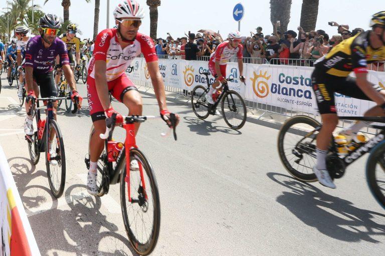 La Vuelta Ciclista genera un impacto de 250.000 € en la hostelería, la restauración y el ocio a su paso por la provincia