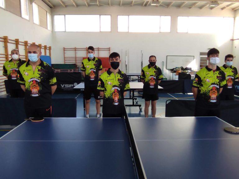El Club Tenis Mesa Novelda Penya Barcelonista se encuentra en plena pretemporada