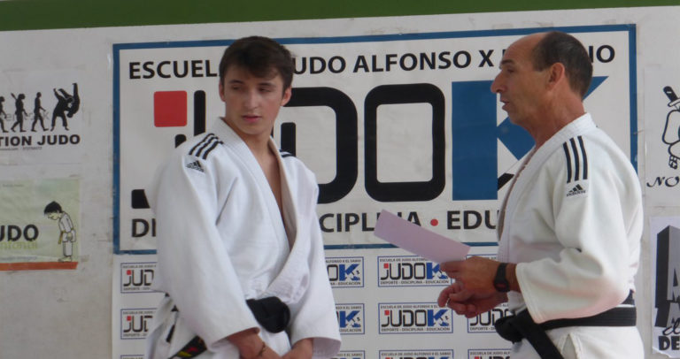 La Escuela de Judo de Novelda reanudará las clases el 20 de septiembre tras más de año y medio de parón