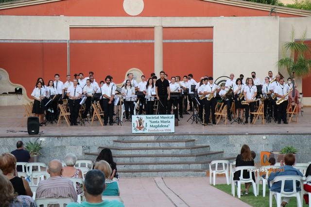 CONCIERTO | Sociedad Musical Santa María Magdalena