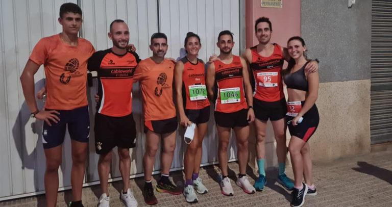 El Club Atletismo Cableworld comienza la temporada con buenos resultados