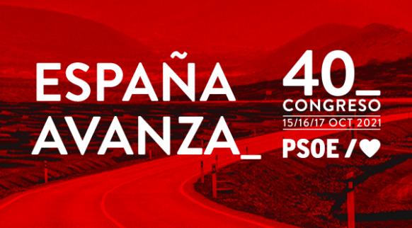 Novelda estará representada en el 40 Congreso Federal del PSOE