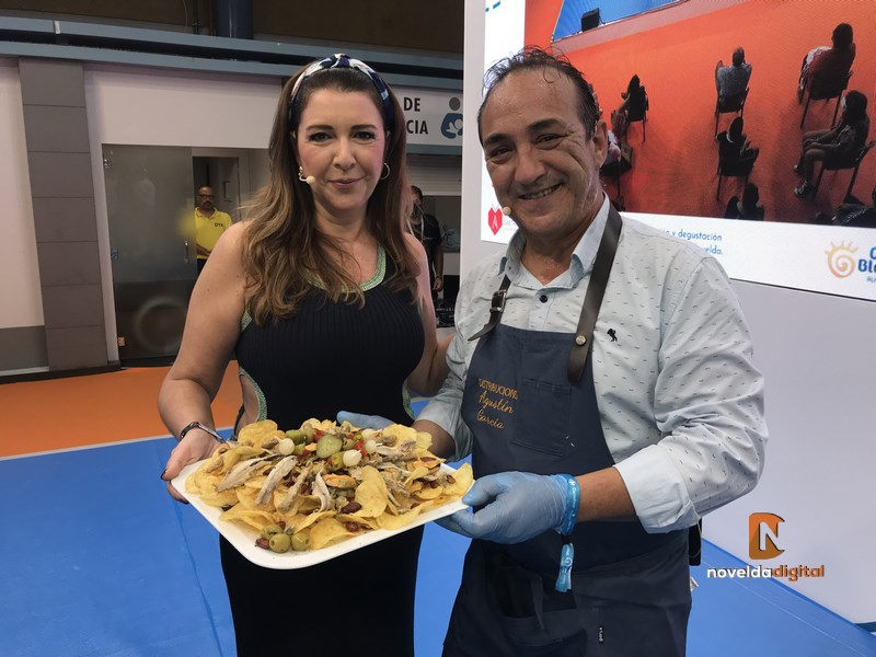 Presentación del Xanxullo en Alicante Gastronómica