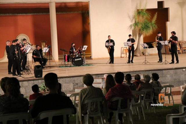 La «Big Band» vuelve a cautivar al público